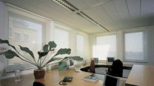 וילונות למשרדים בסגנון מודרני