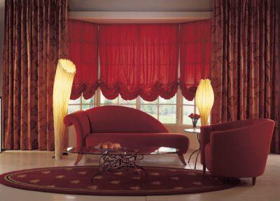 וילון רומאי – הקלאסיקה של הווילונות
