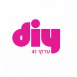 ערוץ diy לוגו