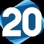 ערוץ 20 לוגו